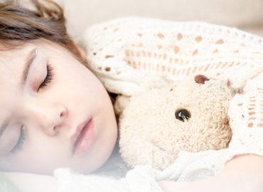 Trouble Sleeping in Children