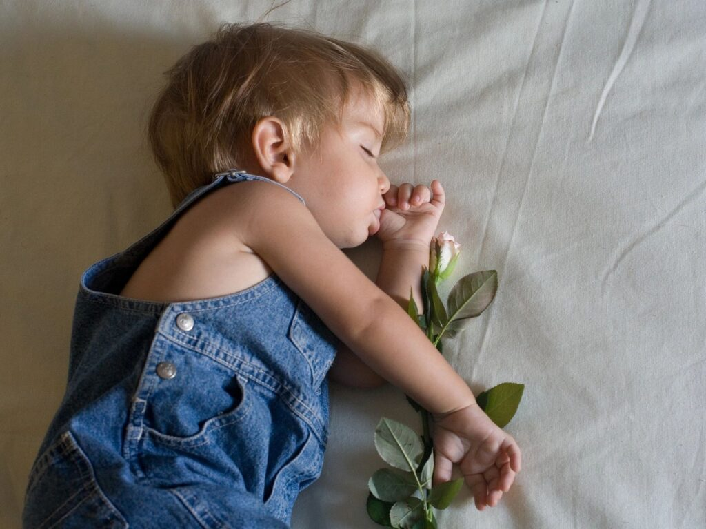 Children's Anxiety at Bed Time