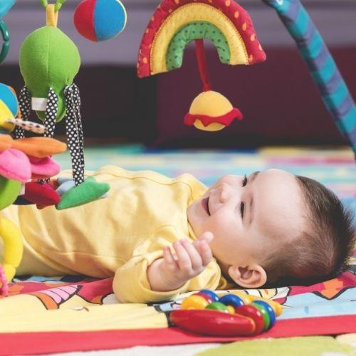 Infant Toys for Development – Child Psychiatrist Recommends